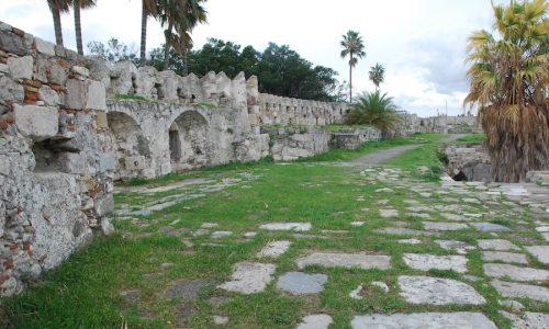 Castle in Kos, Greece
