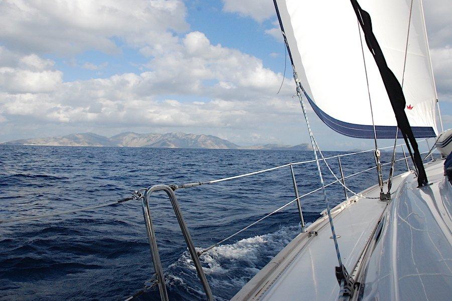 Visiting Symi Greece by Sailboat