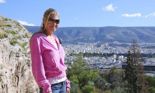 Time Zone Adjusting Athens Greece