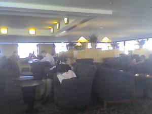 New York Delta SkyClub Terminal 6