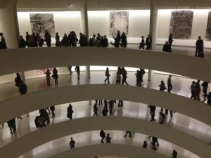How to make the most of your memberships - Guggenheim Museum, New York City