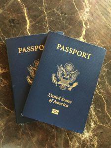 Sample of Passports