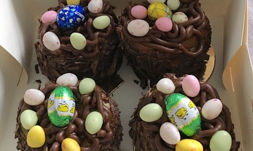 March Madness Easter Treats