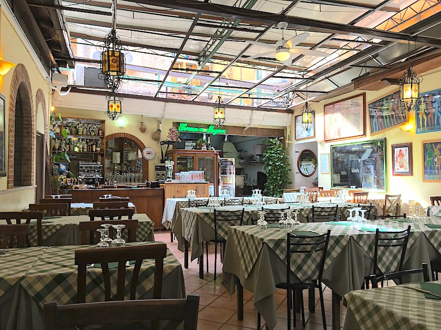 Trastevere - Choosing a restaurant without reading reviews