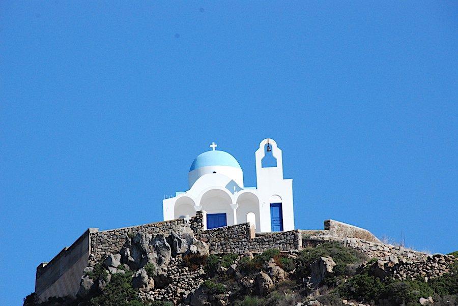 Church Empiros Nisyros
