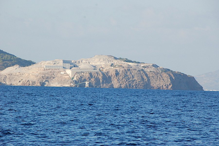 Sailing Between Turkey and Greece in the Dodecanese Islands