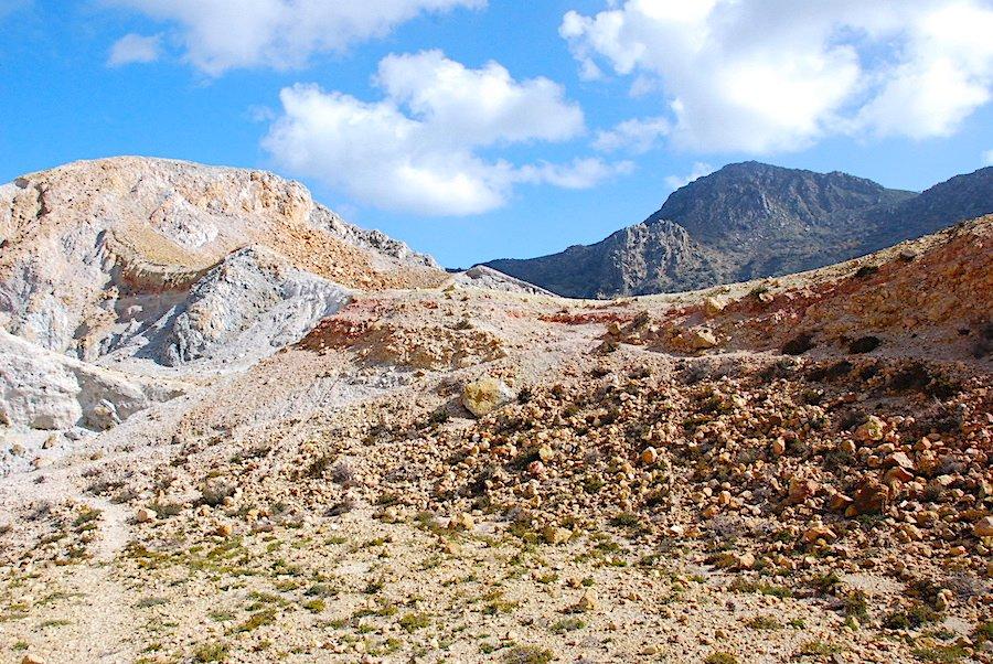 Volcano Nisyros