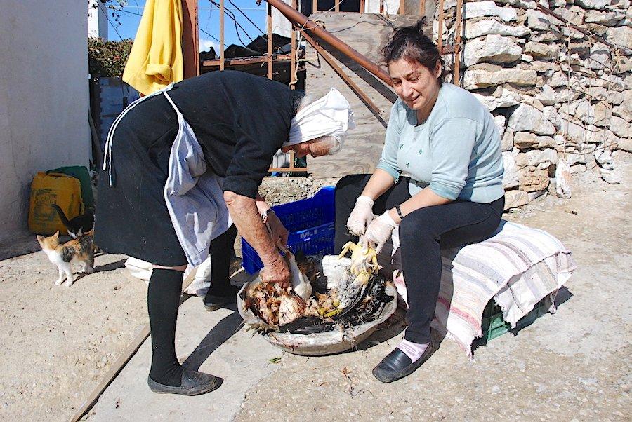 Traditional Life on Symi, Greece