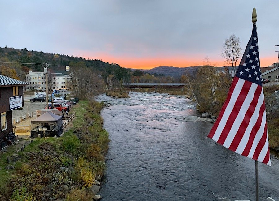 Ammonoosuc River, Littleton, NH