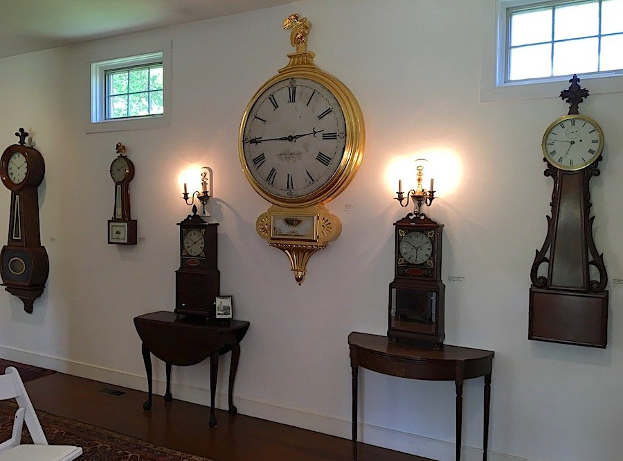 Willard House Clock Museum and Workshop, Grafton, MA