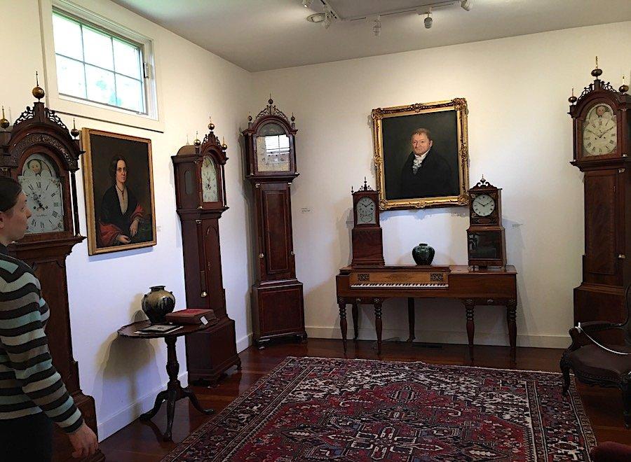 Willard Clocks, Grafton, MA