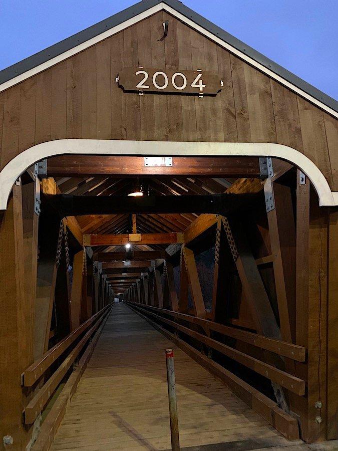 Covered Bridge, Littleton, NH