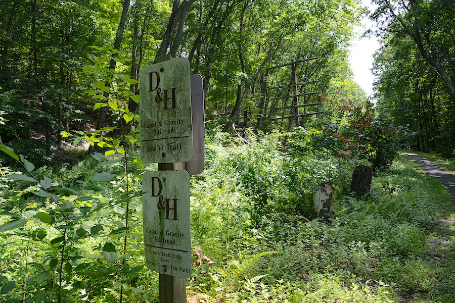 D&H Canal and Gravity Railroad Trail