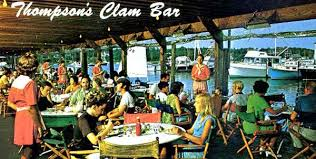 Thompsons Clam Bar, Cape Cod, New England