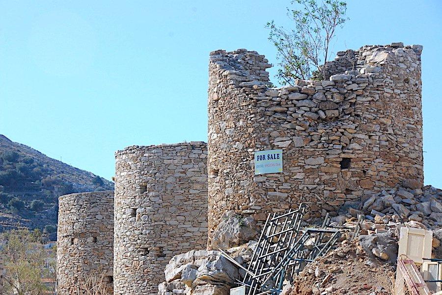 Castle Symi, Greece