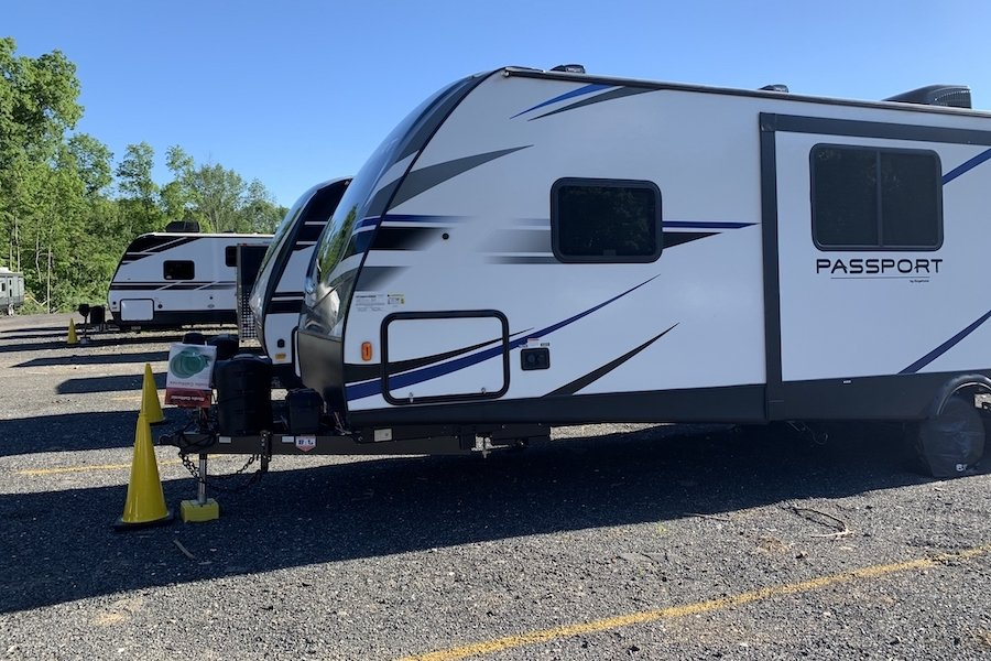How to Decide Where to Store Your RV
