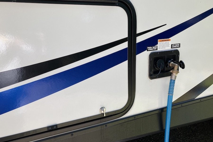 Water Utility - How to Decide Where to Store Your RV