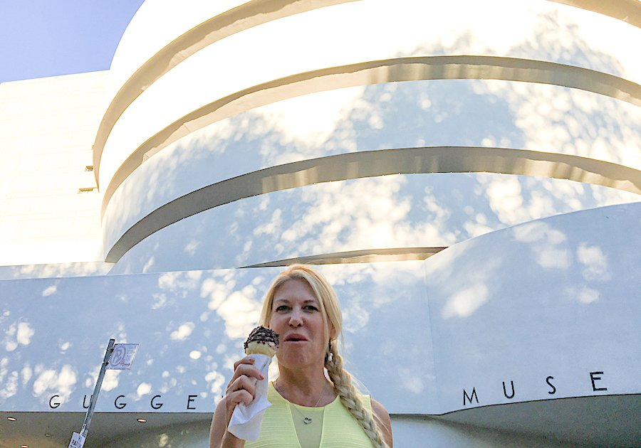 Guggenheim: Top 25 Outdoor Locations to Take a Selfie Now