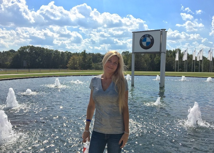 Drive on a Slick Track with BMW at BMW Headquarters USA