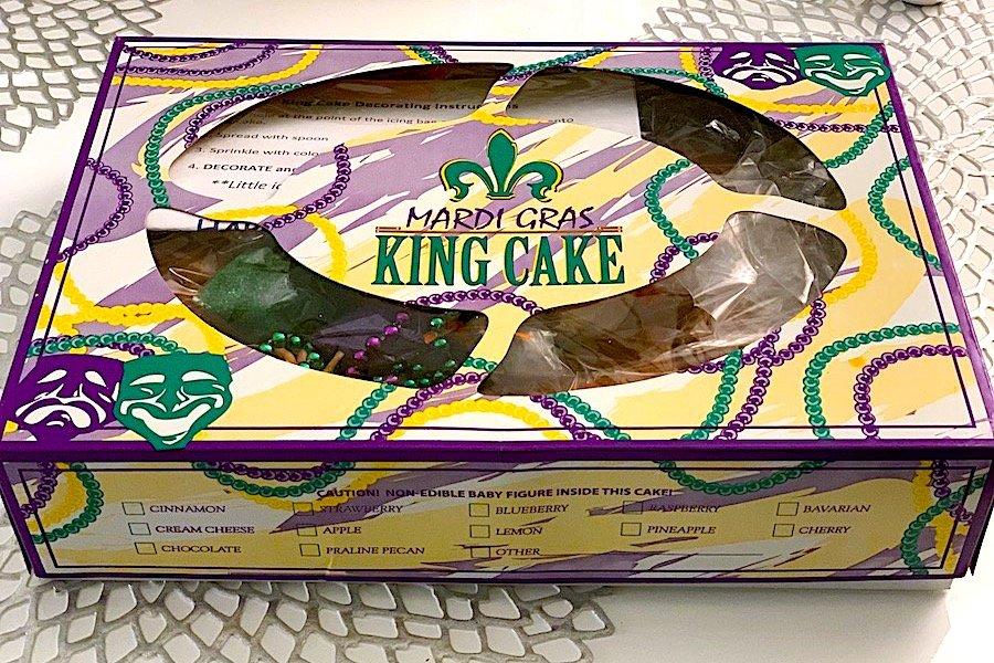Mardi Gras: Let them eat King Cake!