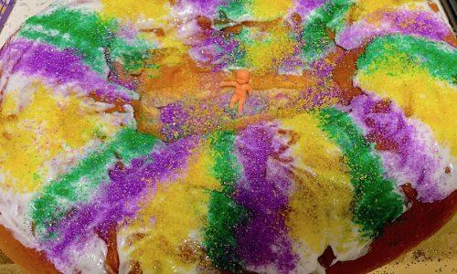 Mardi Gras: Let Them Eat King Cake