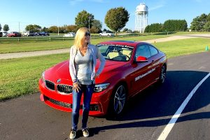 Drive a BMW on a Slick Track at the BMW Performance Center