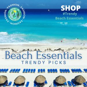 Trendy Beach Buys