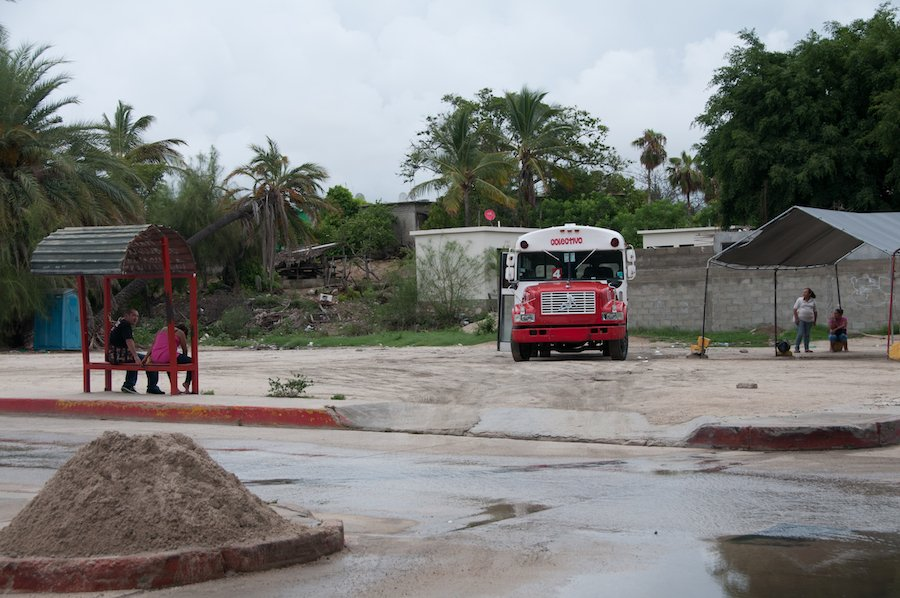 Colectivo - Transportation and Getting Around Mexico
