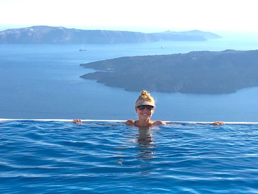Pegasus Suites and Spa Santorini Greece