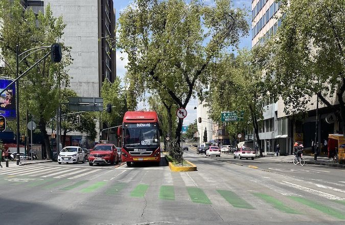 Transportation and Getting Around Mexico - Metro Bus