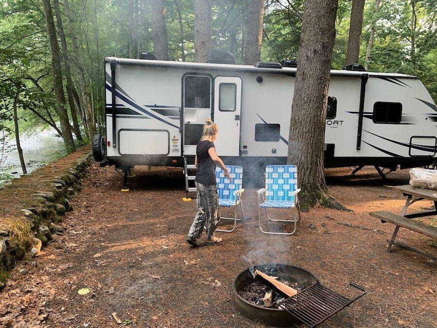 Buying a Camper Trailer