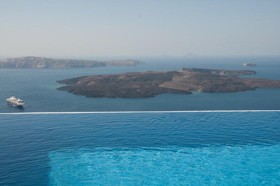 30 Best Swimming Pools to Splash into Travel Pegasus Suites Santorini Greece