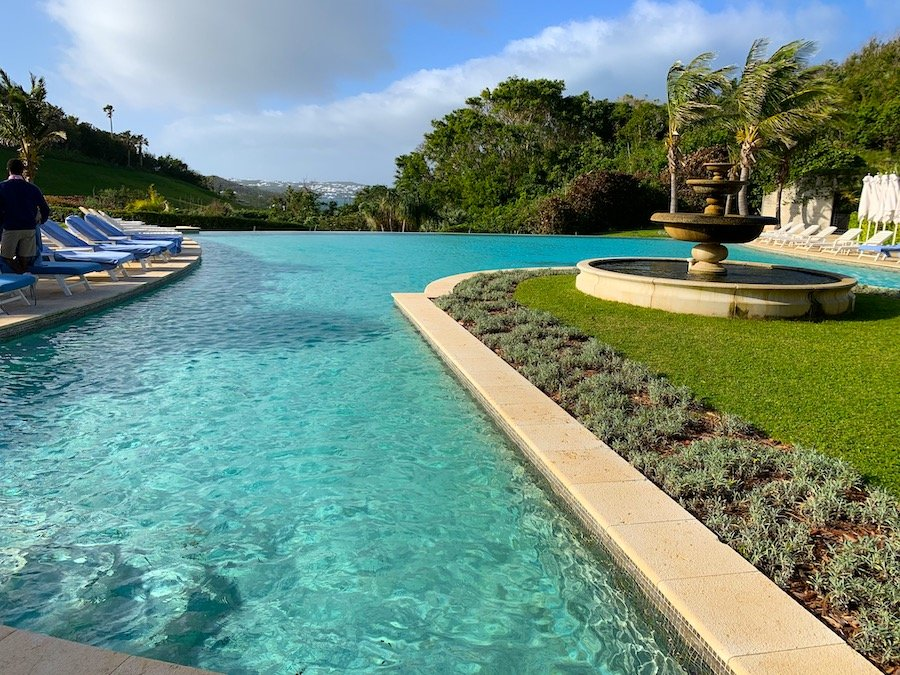 Rosewood Bermuda 30 Best Swimming Pools to Splash into Travel