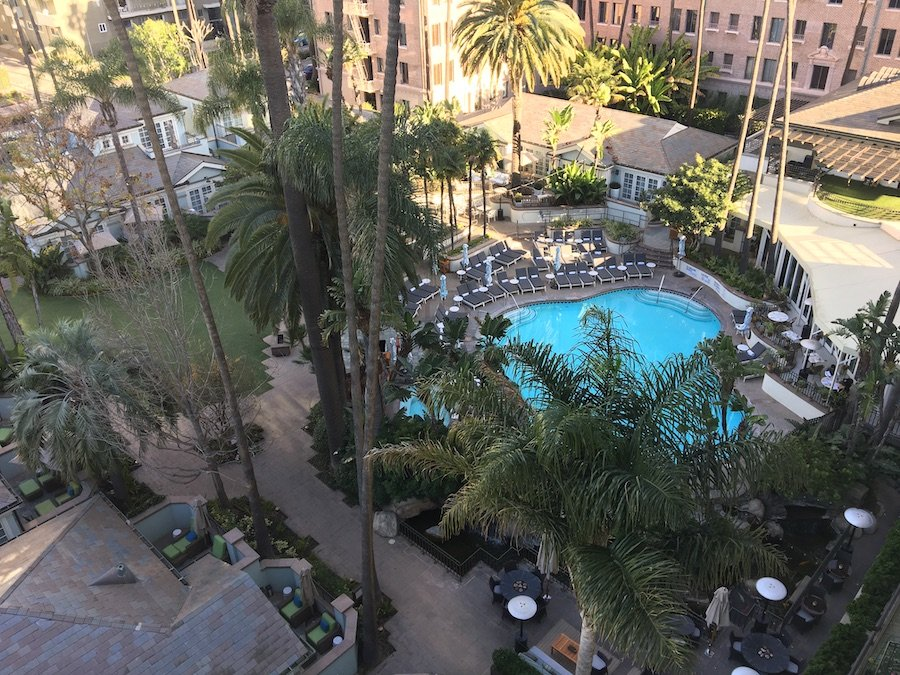 Fairmont Santa Monica CA 30 Best Swimming Pools to Splash into Travel