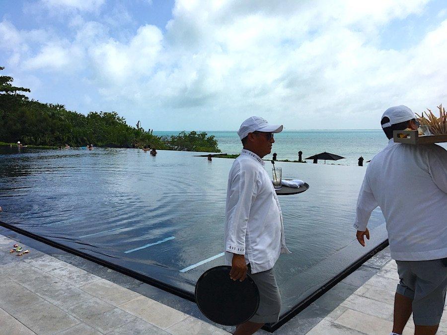 Nizuc Mexico Cancun Quintana Roo 30 Best Swimming Pools to Splash into Travel