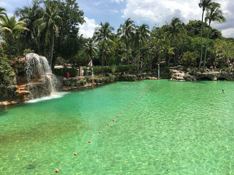 30 Best Swimming Pools to Splash into Travel Venetian Pool Coral Gables Florida