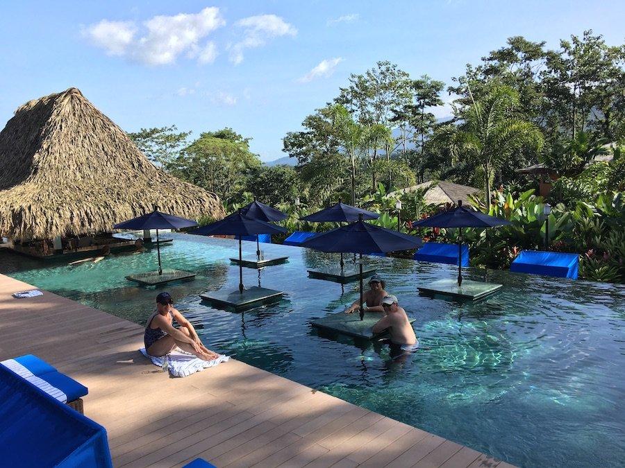 30 Best Swimming Pools to Splash into Travel Nayara Springs Costa Rica