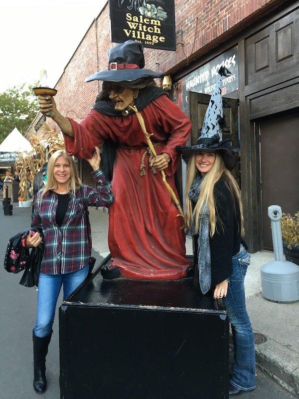 Salem Halloween