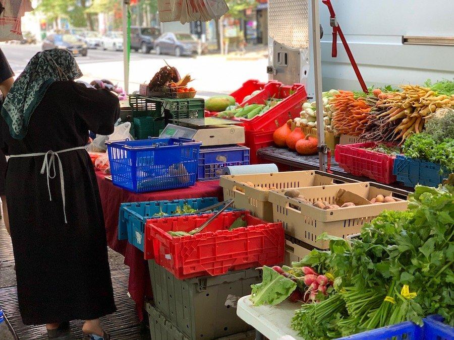 Grow NYC Farmers Market