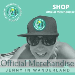 Official Merchandise Jenny In Wanderland