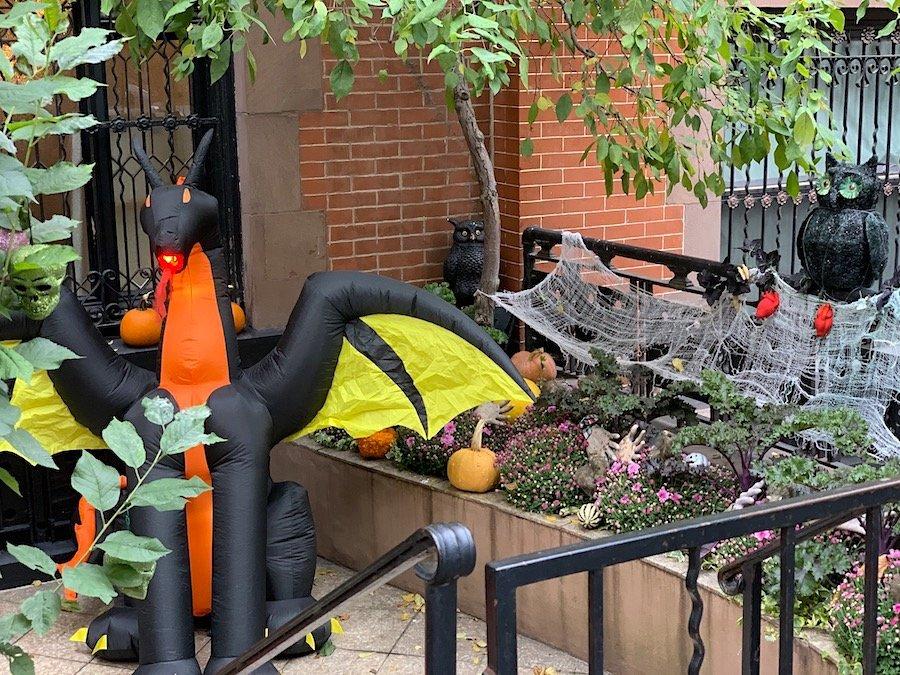 Halloween Upper East Side New York